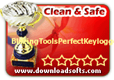 Perfect Keylogger - Clean and safe security software!